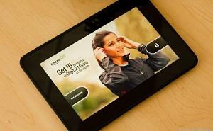 Amazon bán lỗ 8 USD cho mỗi chiếc Kindle Fire HD 16GB