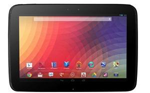 Đánh giá máy tính bảng Google Nexus 10
