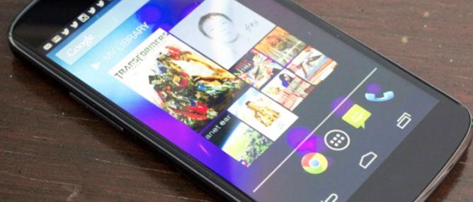 Giá bán Nexus 4 ở châu Âu là 599 euro!