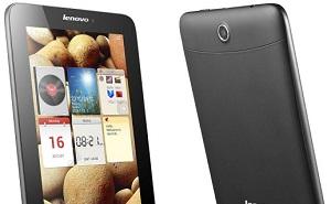 Tablet Lenovo IdeaTab A2107 đã lên kệ, giá 150 USD