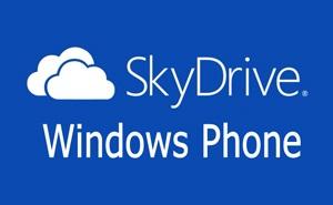 Microsoft giới thiệu ứng dụng SkyDrive cho thiết bị Windows Phone 8