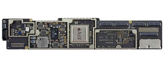 Kiểm nghiệm sức mạnh đồ họa của iPad 4
