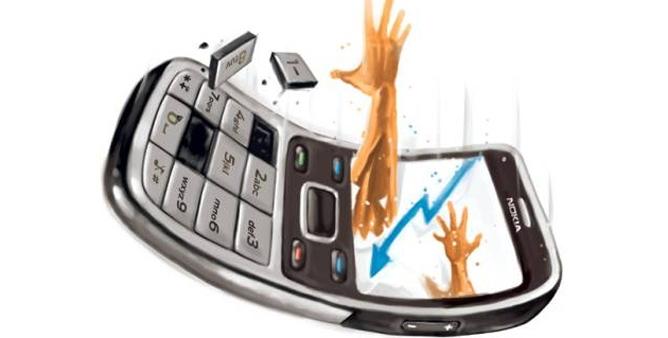 Nokia đứng chót bảng top 10 nhà sản xuất smartphone