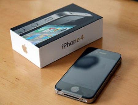 VinaPhone bán iPhone 4 bản 8GB từ 13 - 13,5 triệu đồng