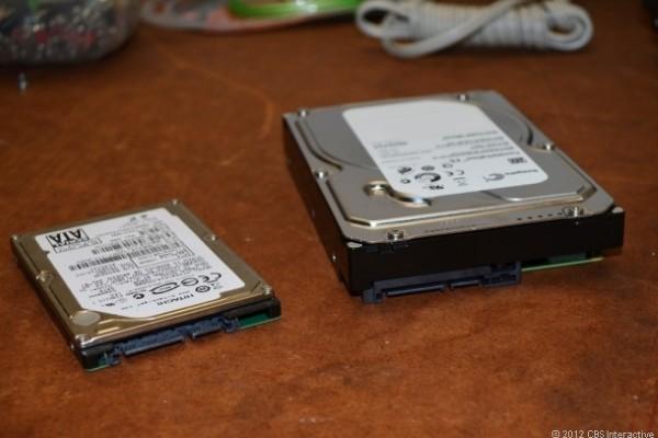 Cơ bản về thiết bị lưu trữ, phần 1