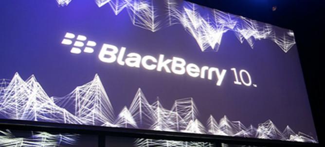 BlackBerry 10 sẽ ra mắt vào ngày 30/1/2013 cùng 2 điện thoại mới