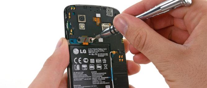 Nexus 4 thực chất có chip điều khiển LTE