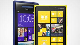HTC 8X, Nokia 920 bị phàn nàn về lỗi tự khởi động lại và pin kém