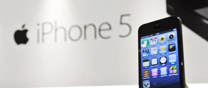 """""""iPhone 5S đang được sản xuất thử"""""""