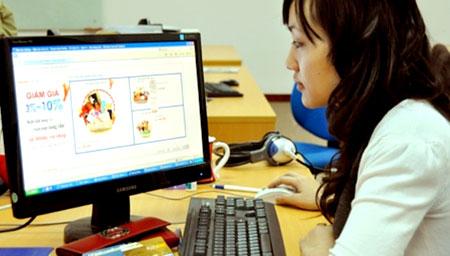 Việt Nam: vào mạng nhiều nhưng thu được ít lợi ích