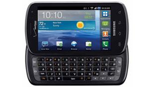 Samsung Stratosphere II chính thức lên kệ tại Mỹ