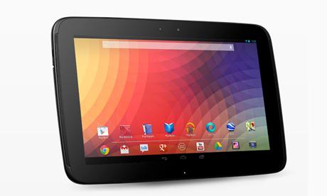 Sau Nexus 4, đã có thể root Nexus 10