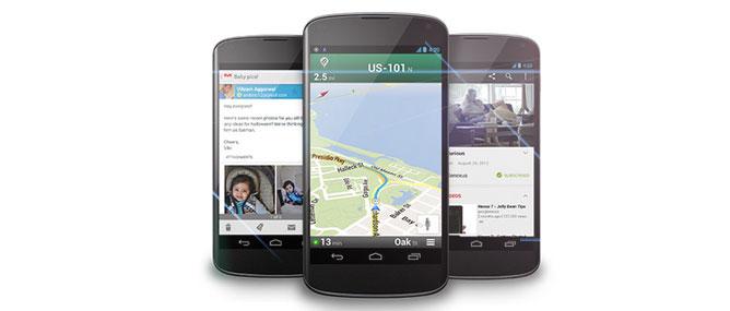"""Nexus 4 xách tay bản 8GB """"hét"""" giá 12 triệu đồng"""