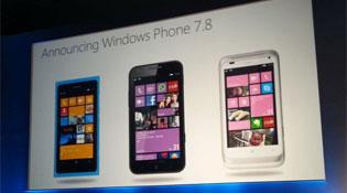 Windows Phone 7.8 được đồn sẽ được phát hành vào thứ Tư
