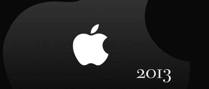 Dự đoán các sản phẩm Apple sẽ công bố vào 2013