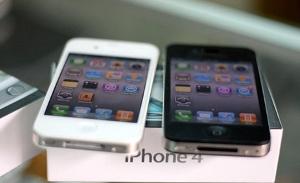 iPhone 4 8GB giá đắt ngang bản 16GB