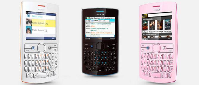 """""""Điện thoại Facebook"""" Nokia Asha 205 sẽ bán cuối năm, giá 1,3 triệu đồng"""