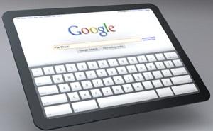 """""""Google Chromebook"""" với màn hình cảm ứng đang được sản xuất?"""