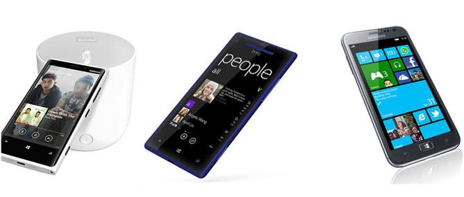 Lumia 920, Ativ S và HTC 8X: Nên mua smartphone Windows Phone 8 nào?
