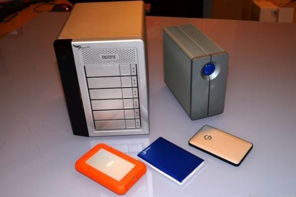 Cơ bản về lưu trữ số, phần 2: ổ đĩa gắn ngoài và máy chủ NAS