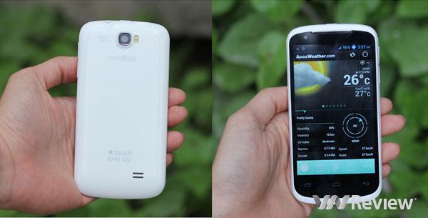 MobiiStar Touch Kem 432