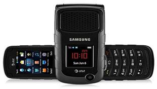 Điện thoại siêu bền Samsung Rugby III sắp lên kệ