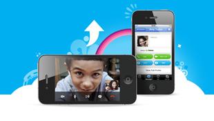 Skype phiên bản mới cho iPhone và iPad