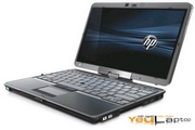 HP EliteBook 2740p: Laptop theo tiêu chuẩn quân đội Hoa Kỳ