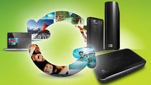 Tối ưu thiết bị lưu trữ Western Digital nhờ Windows 8