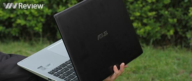 Đánh giá laptop cảm ứng Asus Vivobook S400CA