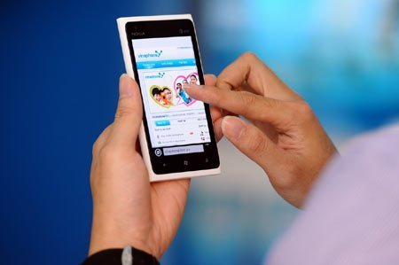 Roaming được VinaPhone tặng vé du lịch Singapore
