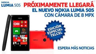 Lộ diện Nokia Lumia 505 chạy Windows Phone 7.8