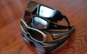 Sony, Panasonic, Samsung liên kết chuẩn hóa kính 3D