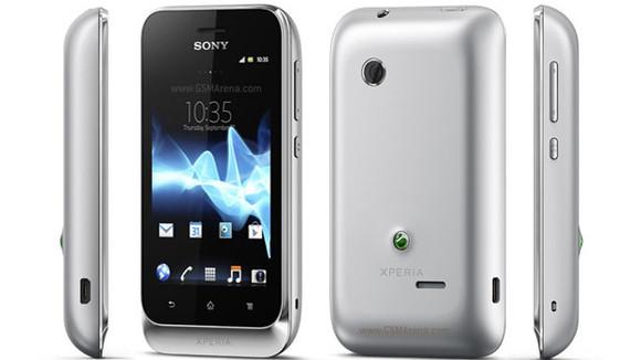 Đánh giá Sony Xperia Tipo