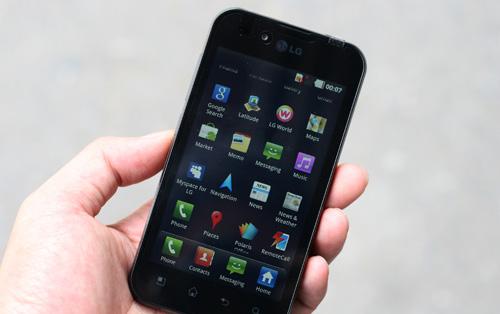 LG Optimus Black xuất hiện tại Việt Nam, giá 9,8 triệu đồng