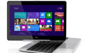 MacBook yếu thế so với HP EliteBook Revolve