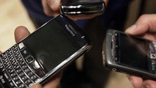 106 mật khẩu cấm dùng với BlackBerry