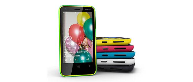Nokia Lumia 620 sẽ bán quý 1 năm tới, giá 5,5 triệu đồng