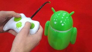 Biến smartphone Android thành bàn phím hoặc chuột không dây