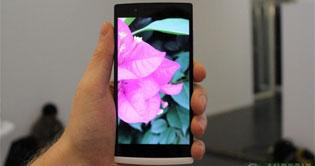 Cận cảnh smartphone Oppo Find 5