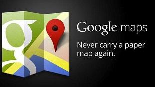 Google Maps trở thành ứng dụng miễn phí số 1 cho iPhone