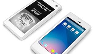 YotaPhone - smartphone hai màn hình của Nga
