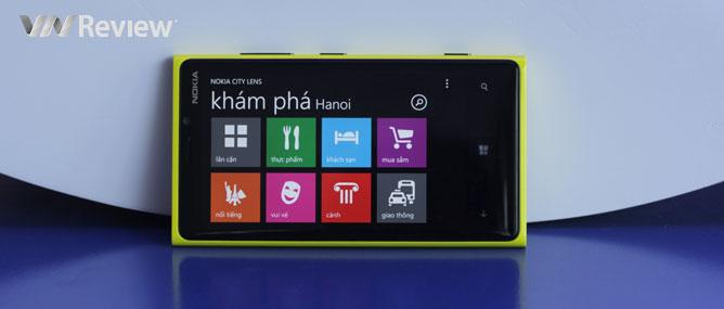Nokia ra mắt bộ ba Windows Phone 8