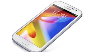 Smartphone mới của Samsung có tên Galaxy Grand