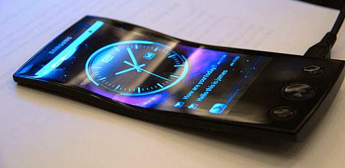 Smartphone Galaxy có thể uốn cong, chịu được búa đập