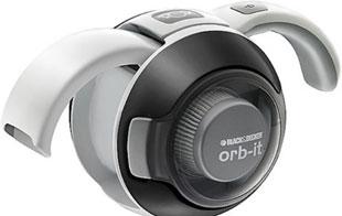 Đánh giá nhanh máy hút bụi Black & Decker Orb-It