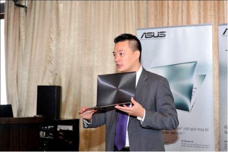 Zenbook của Asus chính thức đến Việt Nam, giá từ 26,6 triệu