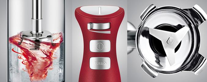 Đánh giá nhanh máy trộn cầm tay Electrolux Ultramix Pro