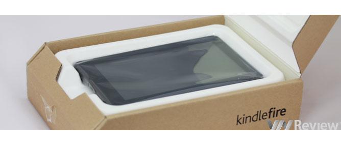 Tổng hợp thông tin về máy tính bảng Amazon Kindle