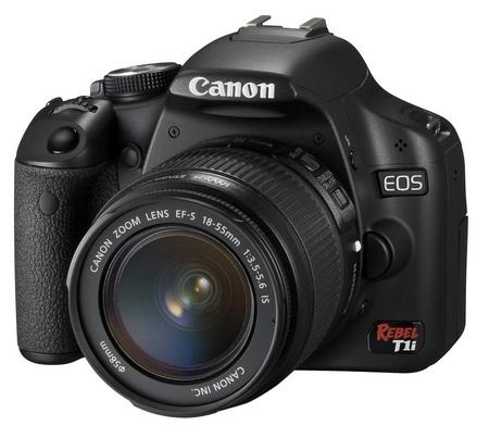 Chọn mua máy ảnh DSLR